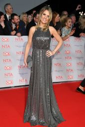 Charlotte Hawkins – 2018 National Television Awards in London