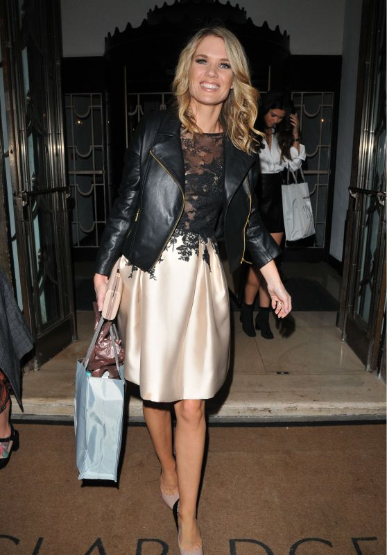 Charlotte Hawkins – The Radio Times Covers Party in London