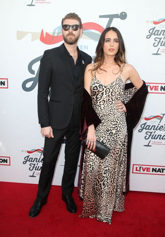 Chelsea Tyler – Inaugural Janie's Fund Gala & Grammy Viewing Party in LA