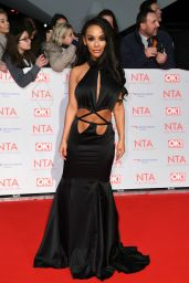 Chelsee Healey – 2018 National Television Awards in London