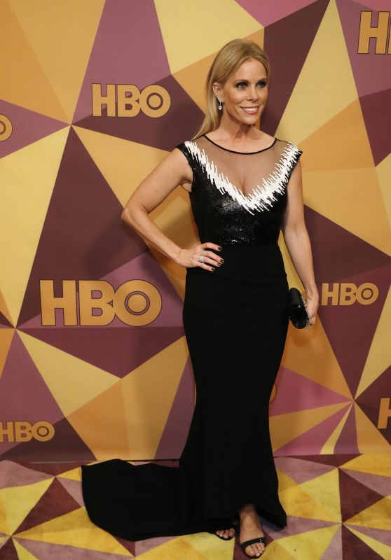 Cheryl Hines – HBO's Official Golden Globe Awards 2018 After Party