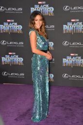 """Chloe Bennet – """"Black Panther"""" Premiere in Hollywood"""