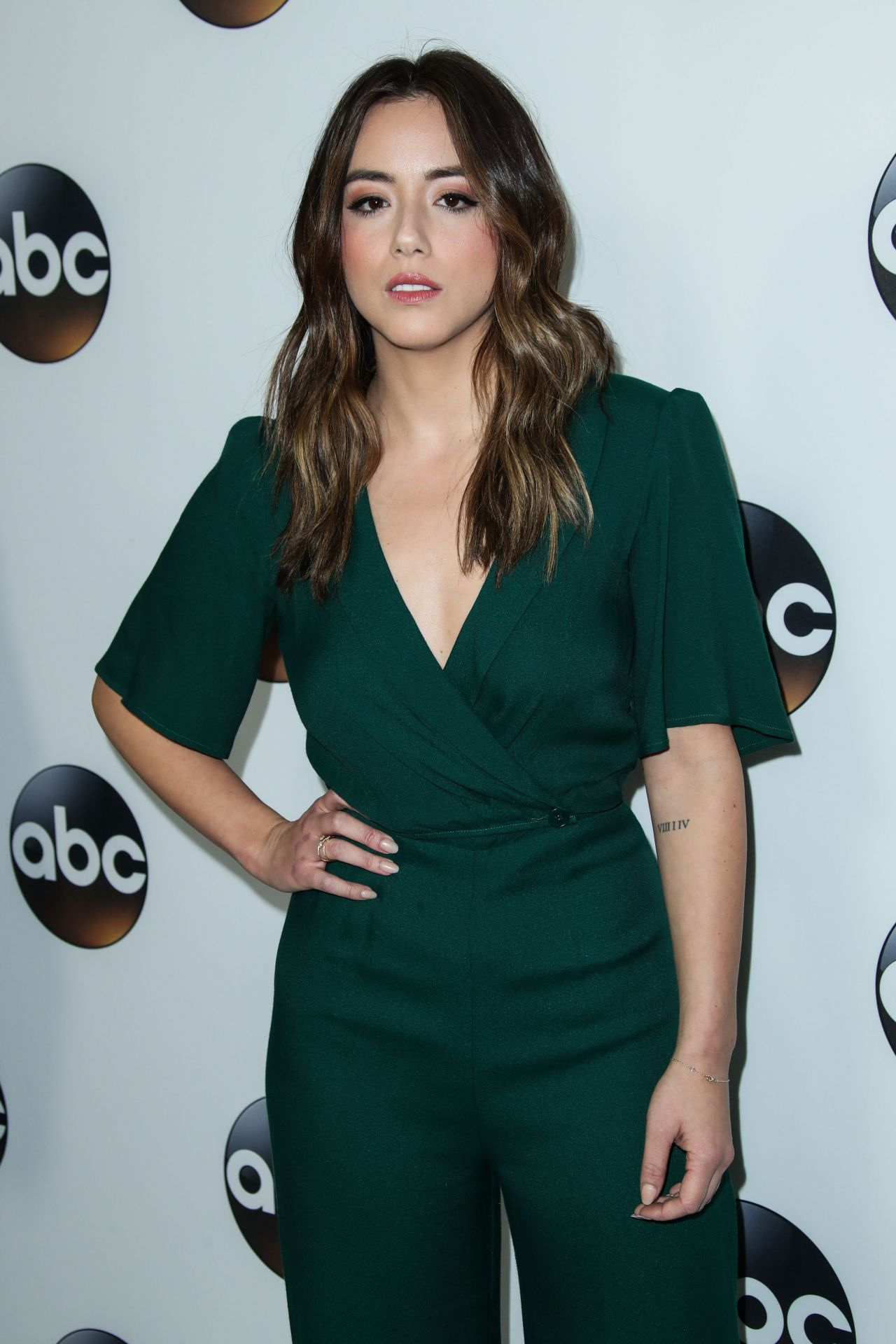 Chloe Bennet Disney Abc Television Tca Winter Press Tour