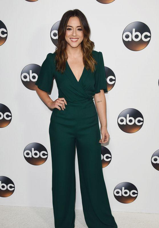 Chloe Bennet – Disney ABC Television TCA Winter Press Tour in LA
