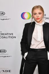 Chloe Moretz - 2018 Spotlight Initiative Awards Gala Dinner in Park City