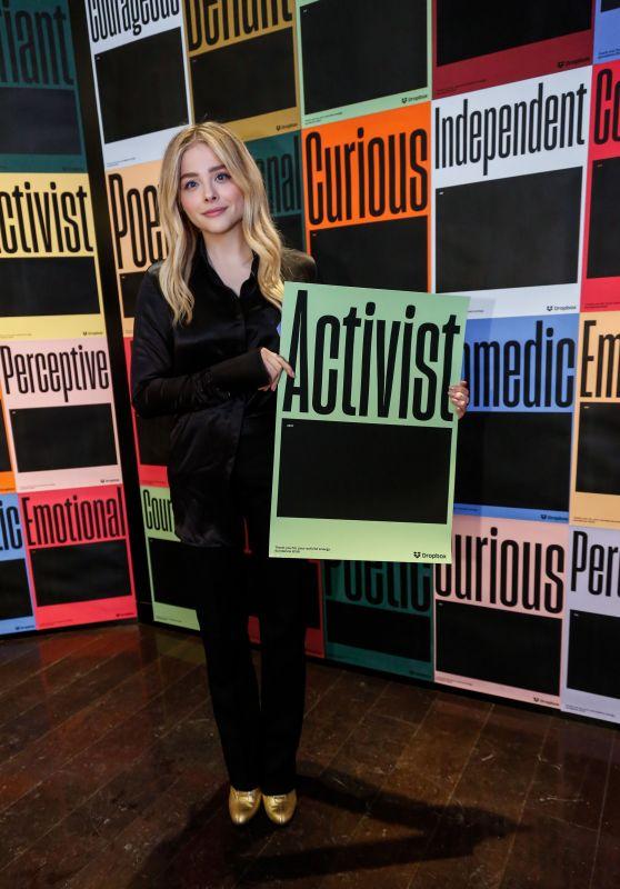 Chloe Moretz - IndieWire Sundance Studio in Park City 01/21/2018