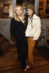 Chloe Moretz - Outfest Queer Brunch at Sundance in Park City