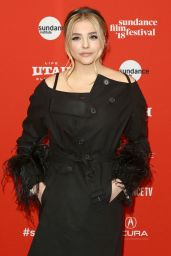 """Chloe Moretz - """"The Miseducation Of Cameron Post"""" and """"I Like Girls"""" Premieres at Sundance 2018 in Park City"""