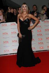 Chloe Sims – 2018 National Television Awards in London