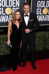 Chrishell Stause – Golden Globe Awards 2018