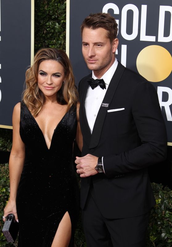 Chrishell Stause – Golden Globe Awards 2018