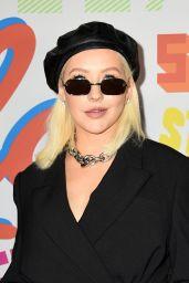 Christina Aguilera – Stella McCartney Show in Hollywood