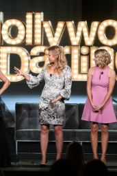 """Christine Lakin, Jodie Sweetin and Beverly Mitchell – POPTV """"Let's Get Physical"""" TV Show Panel in LA"""