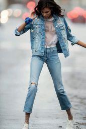Cindy Bruna - Elle Italy February 2018
