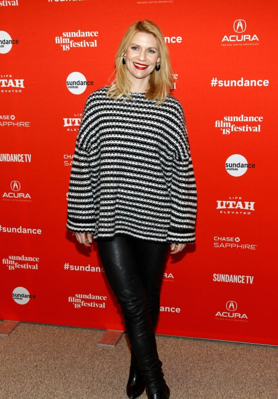 "Claire Danes – ""A Kid Like Jake"" Premiere at Sundance 2018"