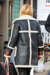 Claire Danes Looking Stylish in Park City