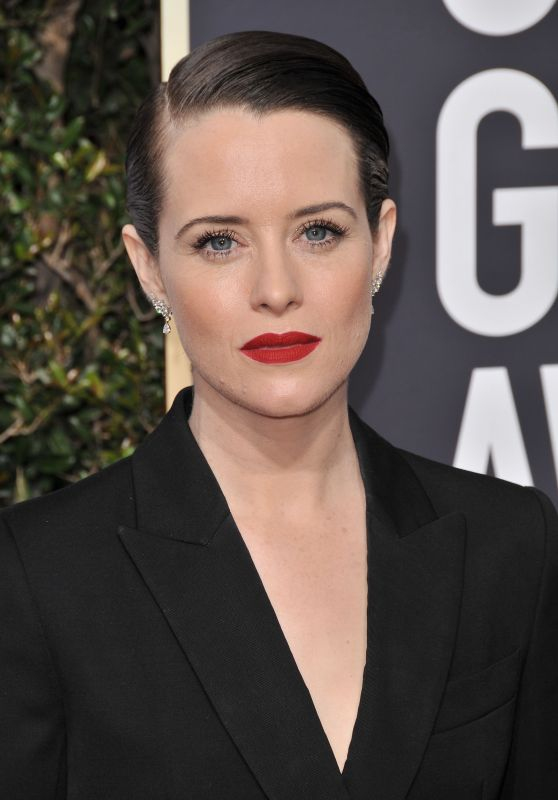 Claire Foy – Golden Globe Awards 2018