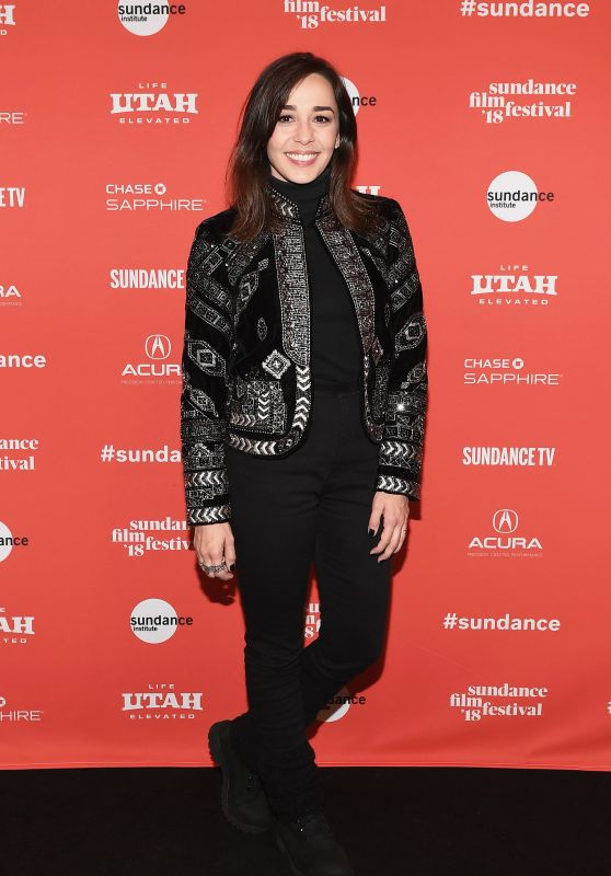 "Clarissa Kiste - ""Rust"" Premiere in Park City"