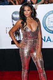 Claudia Jordan – 2018 NAACP Image Awards in Pasadena