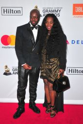 Claudinette Jean – Clive Davis and Recording Academy Pre-Grammy Gala in NYC