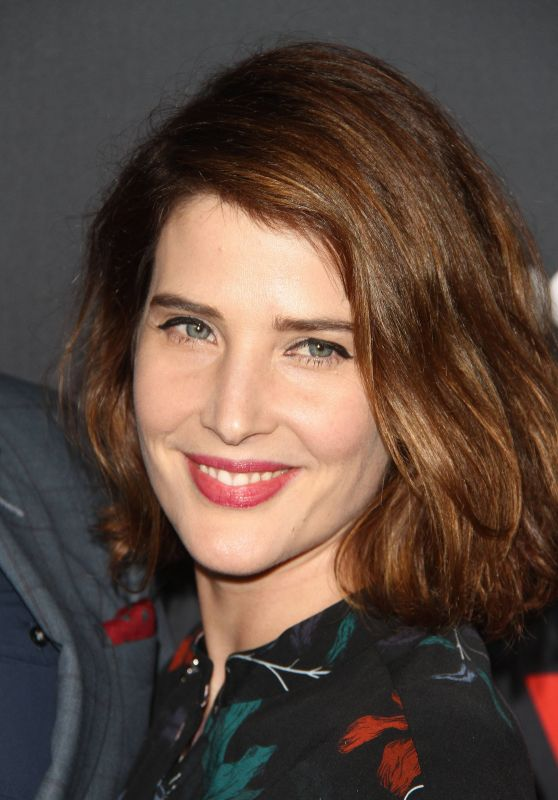 "Cobie Smulders – ""One Day at a Time"" TV Show Season 2 Premiere in Los Angeles"
