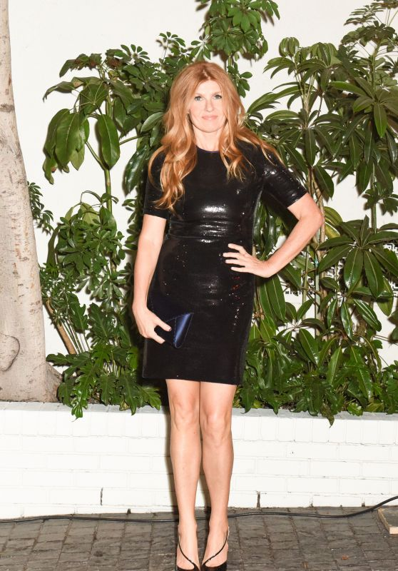"Connie Britton – W Magazine Celebrates Its ""Best Performances"" Portfolio and the Golden Globes in LA"
