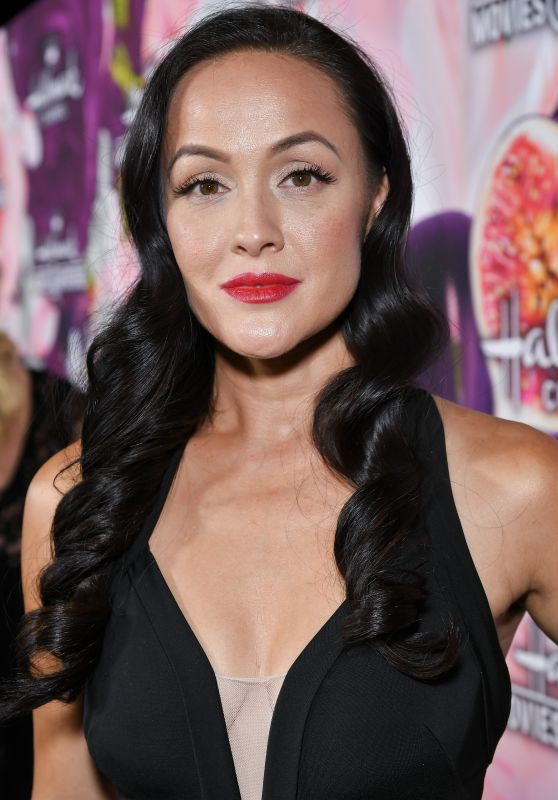 Crystal Lowe – Hallmark Channel All-Star Party at the TCA Winter Press Tour in LA