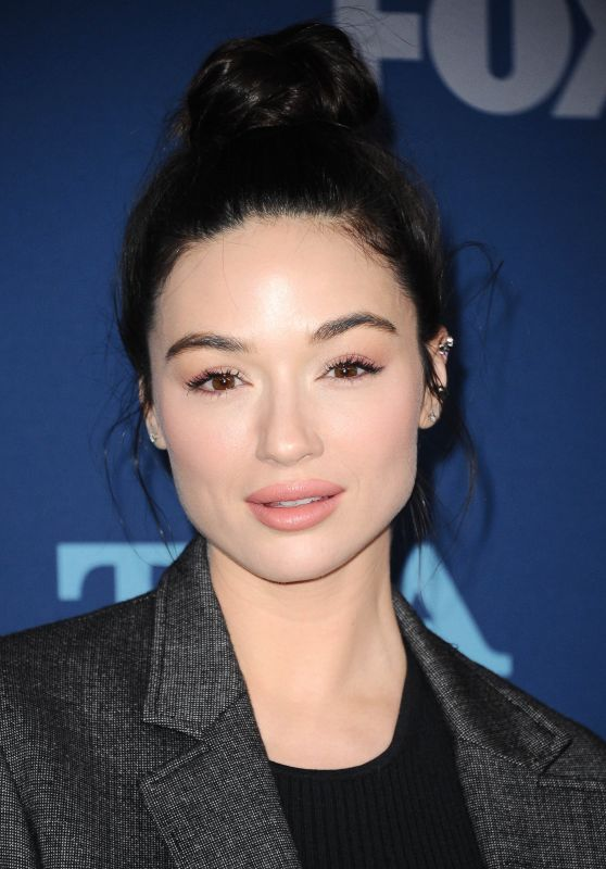Crystal Reed - Fox Winter TCA 2018 All-Star Party in Pasadena