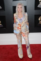Cyndi Lauper – 2018 Grammy Awards in New York
