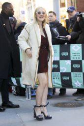 Dakota Fanning at the BUILD Speaker Series in NYC