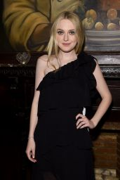 """Dakota Fanning - """"The Alienist"""" After Party in NYC"""
