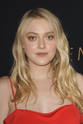 "Dakota Fanning – ""The Alienist"" Premiere in Hollywood"