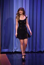 Dakota Johnson - The Tonight Show Starring Jimmy Fallon 01/29/2018