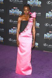 """Danai Gurira – """"Black Panther"""" Premiere in Hollywood"""