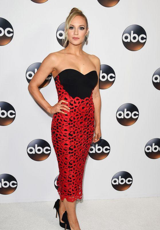 Danielle Savre – ABC All-Star Party in LA