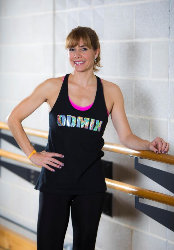 Darcey Bussell - Fitness Photoshoot December 2017