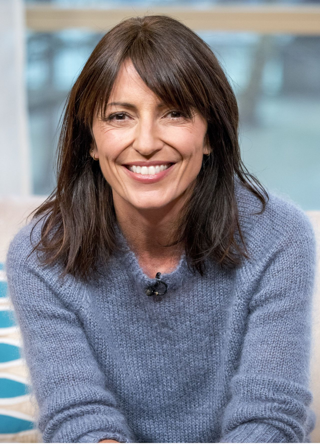 Davina Mccall This Morning Tv Show In London