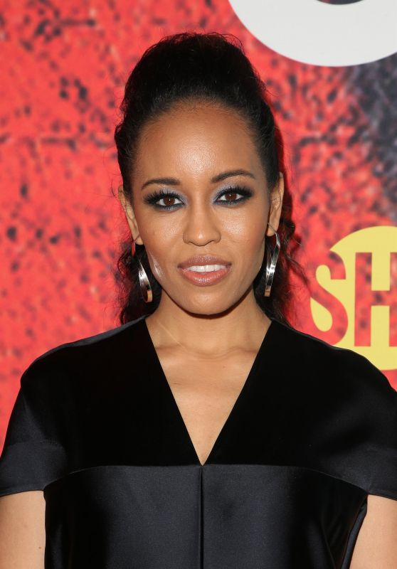 Dawn-Lyen Gardner - The Chi Premiere in Los Angeles