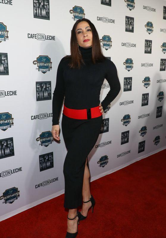 "Dawn Noel - ""Cafe Con Leche"" Premiere in Los Angeles"