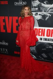 "Dawn Olivieri – ""Den of Thieves"" Premiere in LA"