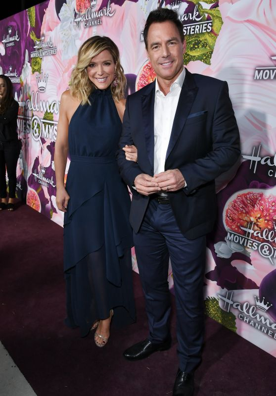 Debbie Matenopoulos – Hallmark Channel All-Star Party at the TCA Winter Press Tour in LA