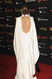 Delta Goodrem – AACTA International Awards 2018 in Los Angeles