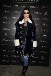 Demi Rose at The P. Louise Event in Manchester