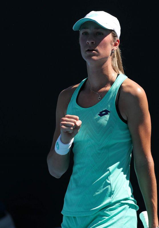 Denisa Allertova – Australian Open 01/17/2018