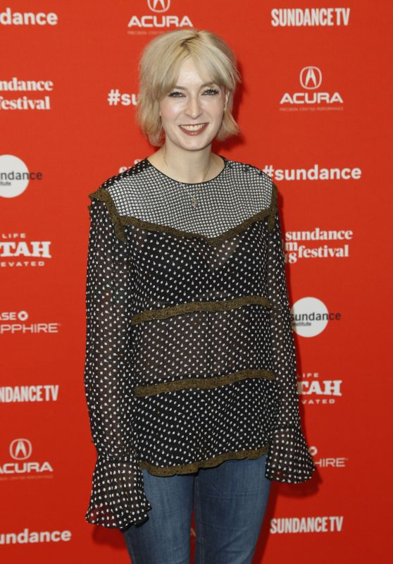 "Diablo Cody - ""Tully"" Premiere at Sundance 2018 in Park City"