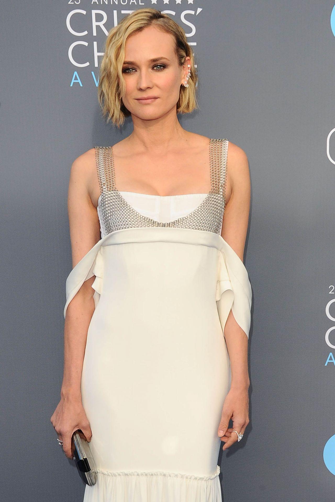 Diane Kruger 2018 Critics Choice Awards