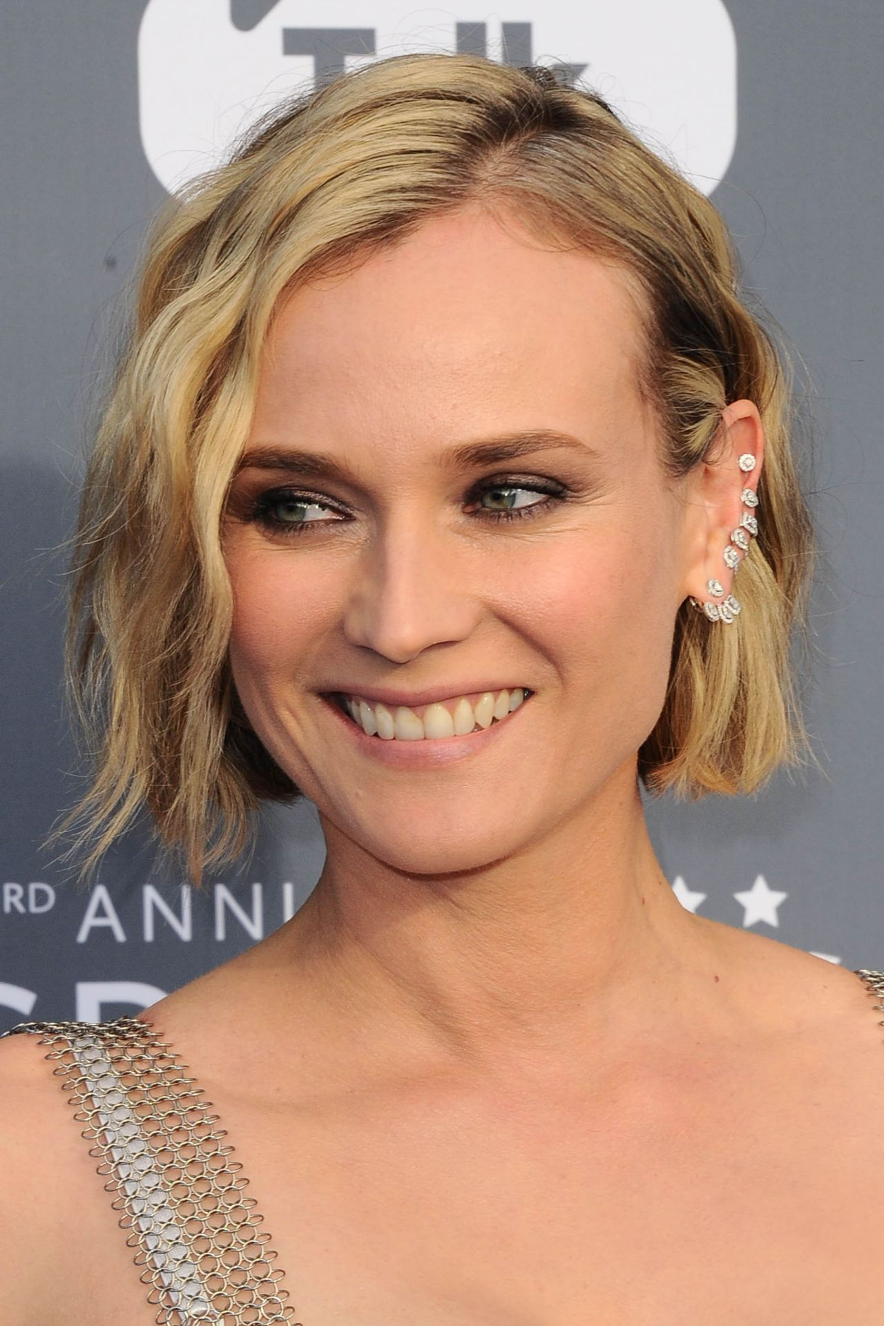 Diane Kruger 2018 Critics Choice Awards