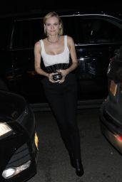 Diane Kruger - DuJour Magazine Party in New York 01/25/2018