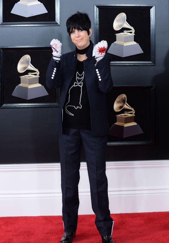 Diane Warren – 2018 Grammy Awards in New York
