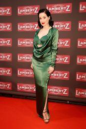 Dita Von Teese – Lambertz Monday Night 2018 in Köln